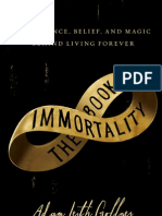 The Book of Immortality by Adam Gollner