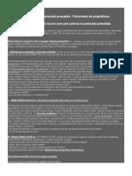 etapa prenatala, prepsihism