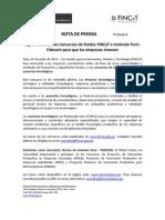 Siguen abiertos los concursos de fondos FINCyT e Innóvate Perú-Fidecom para empresas