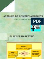 Esquema de Un Proyecto Marketing Mix