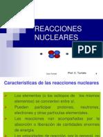 REACCIONES NUCLEARES 2012-2