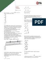 554 Exercicios Geometria Analitica Conicas Gabarito