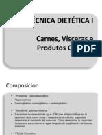 Carnes Espanhol