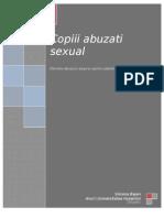 Copiii Abuzati Sexual