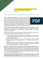 Relazione al V Forum Naz Mediatori 28giu2013 Dott. Gian Marco Boccanera