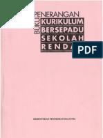Buku Penerangan KBSR