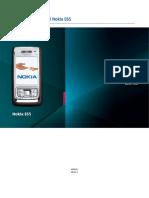 Guia Usuario Fabricante Nokia e65