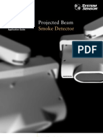 Projected Beam