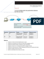 Laboratorio Configuracion Equipos Cisco