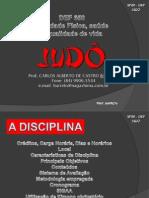 DEF 650 - Atividade Física, saúde e qualidade de vida - Judô 2013