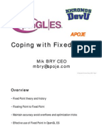 Coping With Fixed Point-Bry