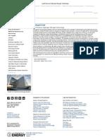 Low Pressure Hydrogen Storage Technology
