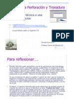 Gestión de la Perforación y Tronadura 2009
