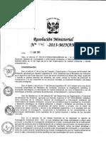 Agenda de Investigacion Ambiental 2013 - 2021