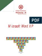 Apostila Word 2003 Xp