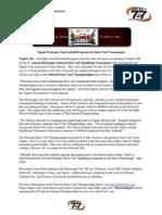 MS Qualifying Tournamet Release