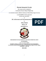 Seminar Photoelectronics