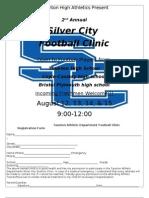 SC Football Clinic