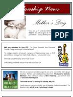 FBC Newsletter May 6