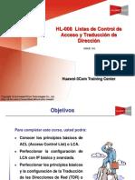 HL-008_Listas de Control De Acceso y Traducción(V5 0)
