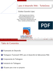 Turbogears Framework para el desarrollo de aplicaciones web