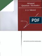 Advanced Quantum Mechanics J J Sakurai