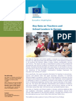 Key Data on Teachers and 
