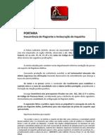 Delegados.com.Br Portaria Generica Nao Lavrar Flagrante 2 Edicao