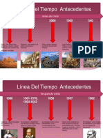 Linea Del Tiempo Pye