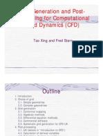 Grid Postprocessing Cfd