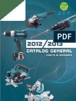 Makita Catalog General 2012