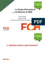 Fundacion Chile, Annie Dufey