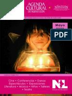 Agenda cultural | mayo 2009