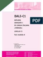 AIL DALI-C1 Test Modello 8
