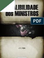 Livro eBook a Falibilidade Dos Ministros
