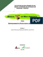 Manual Meio Ambiente_DAER