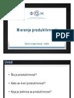 12MerenjeProduktivnostiModeliOrganizacije