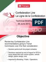 LRT Naming Technical Briefing - June 26, 2013