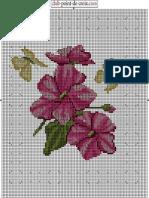 Fleurs Et Papillons Club Point de Croix Com 767