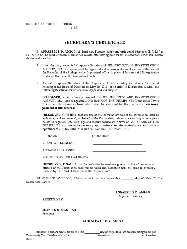 sample template efps letter of intent for individual taxpayer