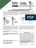 Manual Fluxometros Salones