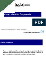 09 Estrategias Genericas y Competitivas
