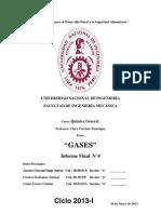 4to Informe de Laboratorio de Quimica
