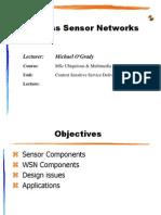 Sensors Overview