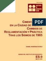 ES-9 Cimentaciones en la Ciudad de Mexico.pdf
