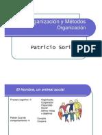 Organización y Métodos - Otoño 2013 - 01 - Organización