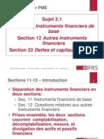2.1 Financial Instruments Version2011 03.Ppt [Enregistrement Automatique]