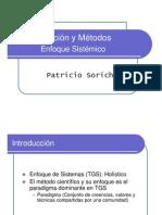Organización y Métodos - Otoño 2013 - 03 - Enfoque Sistémico