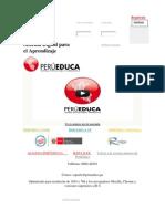 Como Registrase en El Portal Perueduca