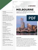 Melbourne-english